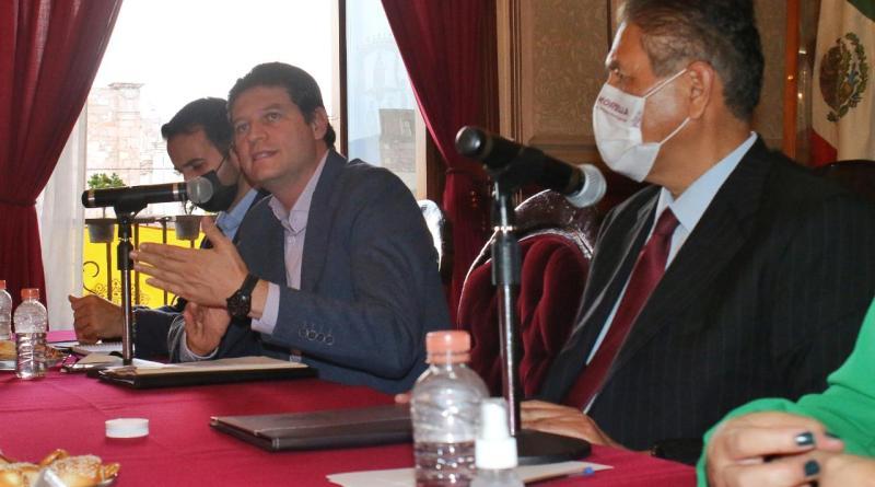 #RuidoEnLaRed Finalmente inició la entrega y recepción en el Ayuntamiento de Morelia