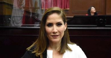 Ivonne Pantoja será integrante de Mesa Directiva del Congreso de Michoacán