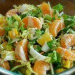 crunchy citrus salad