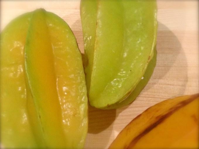Star Fruit Salad Dressing