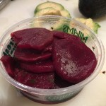 beets in a container