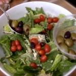 3 Minute Greek Salad