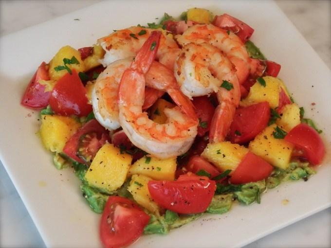 Nani Shrimp Salad