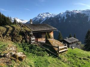 Berghütte Sarsascha