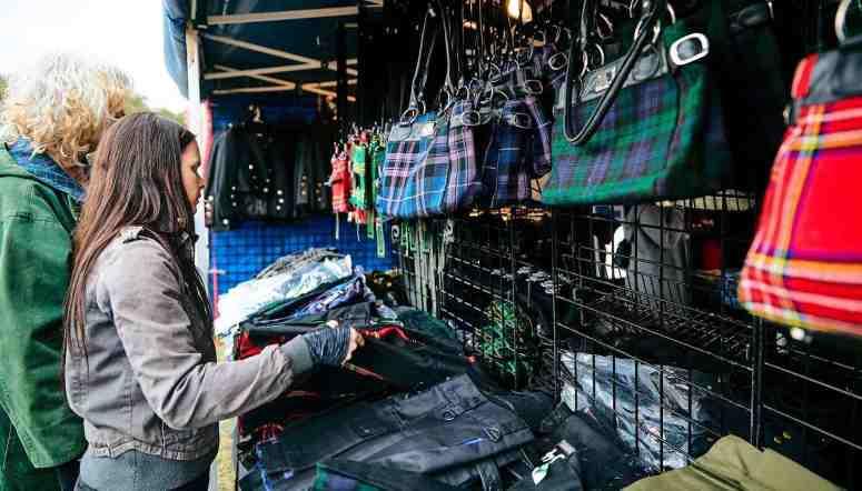 Scottish Vendors