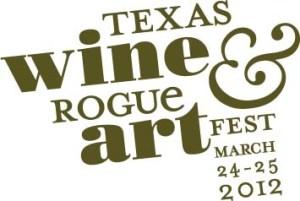 TX Wine & Rogue Art Fest