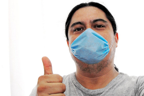 """Protecting Against H1N1   \"""" It\'s Not Just About Yourself"""