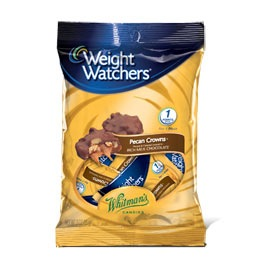 "Guilt Free Candy   "" Weight Watchers Pecan Crowns (Review)"