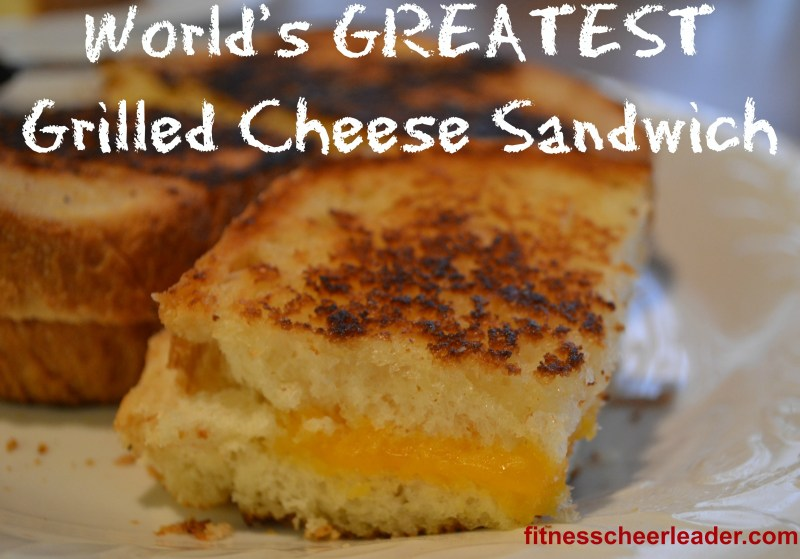 How to Make the World's Greatest Grilled Cheese Sandwiches