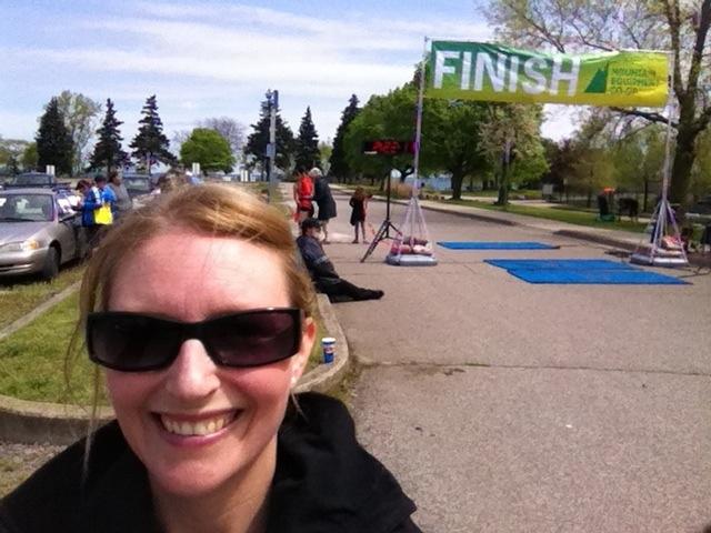 @MEC_Burlington Race 2 Half Marathon Race Recap