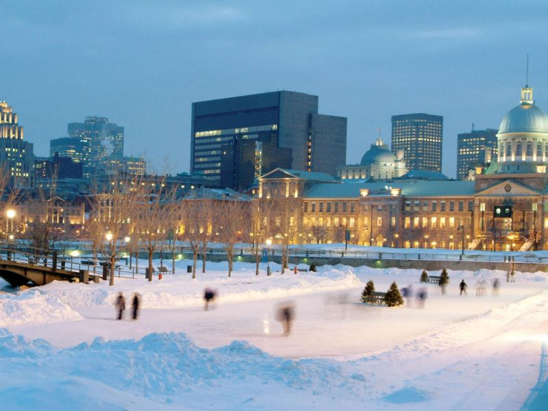 Have You Ever Been to Montreal Canada?