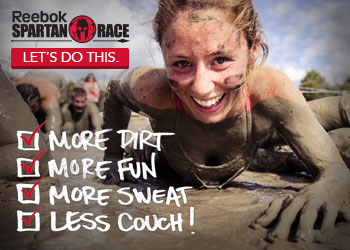 Giveaway: Spartan Race Entry – Are You Spartan Strong?  + 15% off Discount Code for ANY Spartan Race!