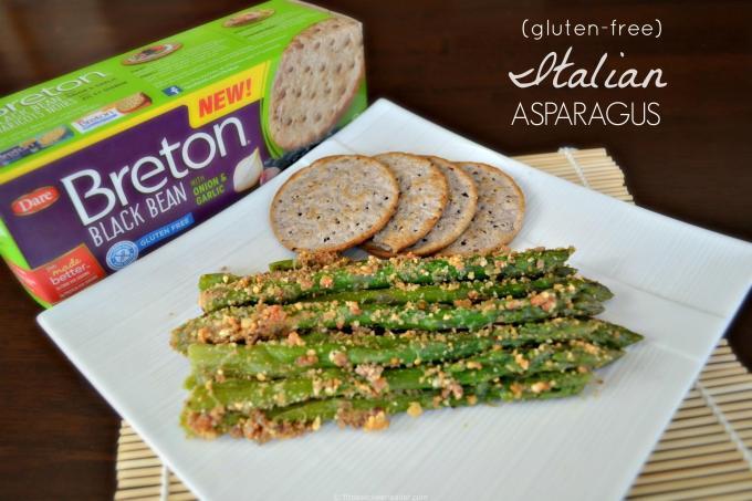 Gluten Free Italian Asparagus Recipe