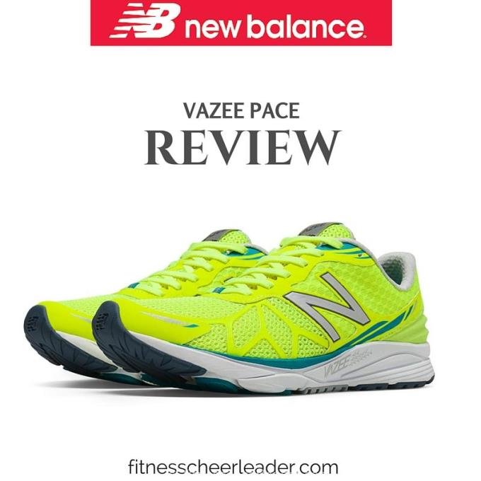New Balance Vazee Pace Review #AlwaysInBeta