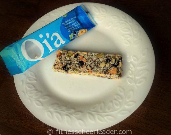 Qi'a Superfood Snack Bars Review + Giveaway #OnMyPath