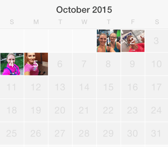 #MotivateMe Monday: My October Goal