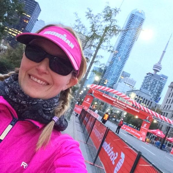 Scotiabank Toronto Waterfront Marathon Half Marathon Recap