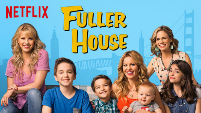 4 Reasons to Binge Watch Fuller House on Netflix
