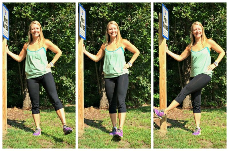What kind of stretching should you do before exercise?