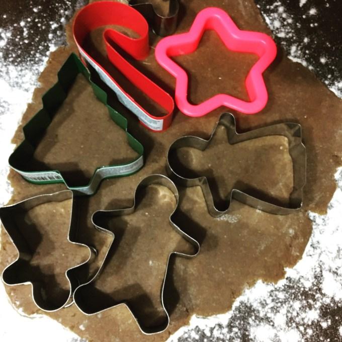Holiday baking 2016