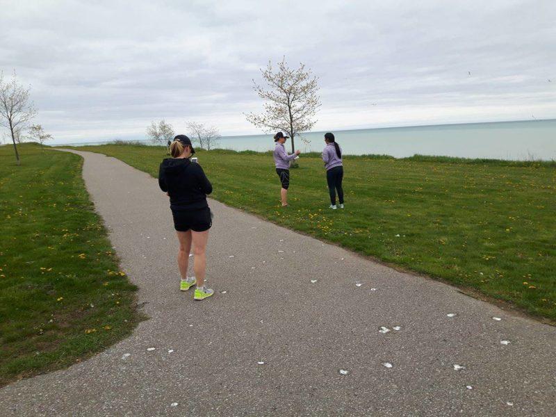 Team Endorphriends - Reebok Ragnar Niagara 2017 Recap