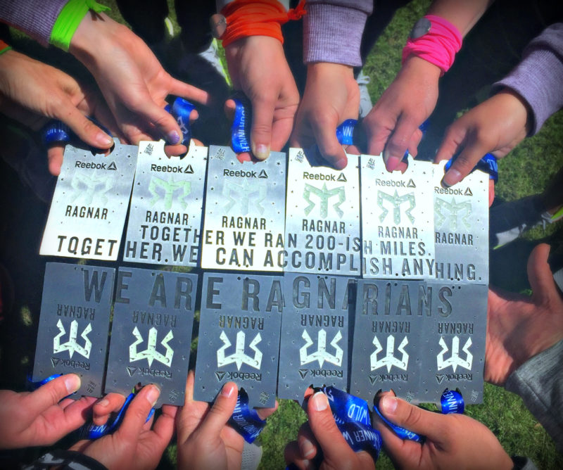 Reebok Ragnar Niagara Race Recap 2017 – Leg 3