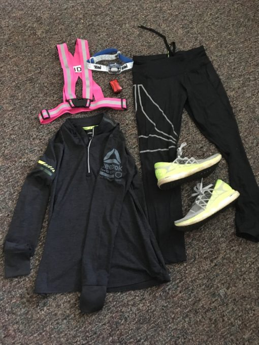 Reebok Running Gear