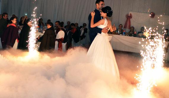 fum miri dj lumini nunta botez lugoj