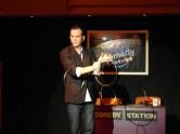 Ismael Montoro y su magia en GCS