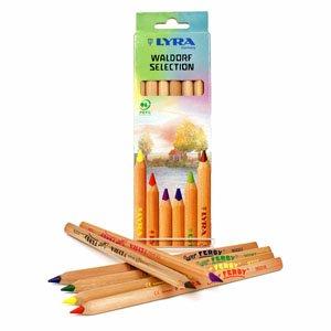 lyra pencil set of 6