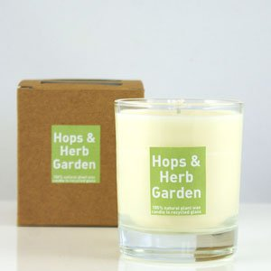 Hops Herb Garden, by Heaven Scent Organic Candle