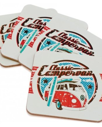 Official VW Set of Coasters
