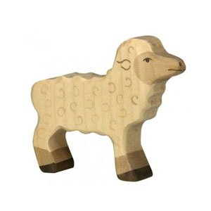 Holztiger Lamb