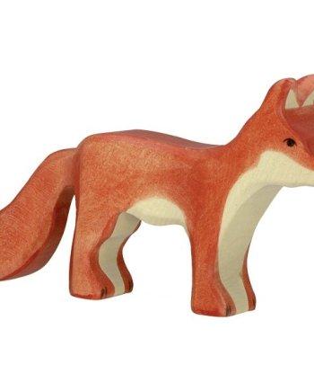 Holztiger Fox Standing