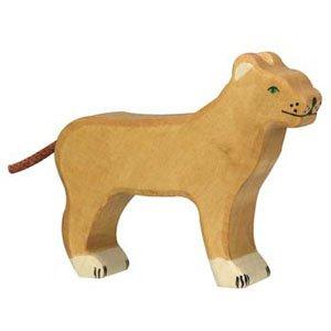 Holztiger Lioness