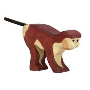 Holztiger Monkey
