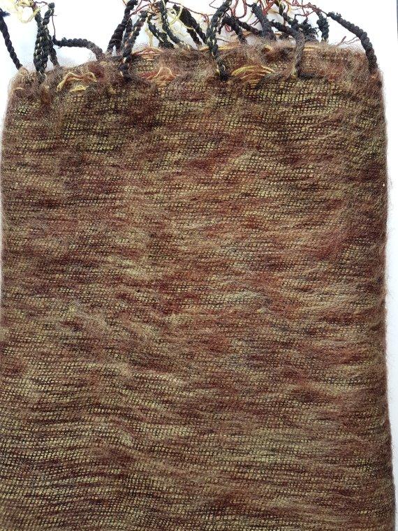 Yak Wool- Gold Brown