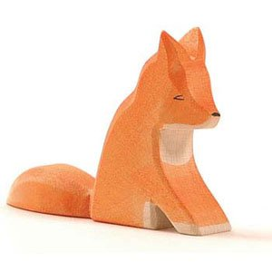 OstheimerFox Sitting