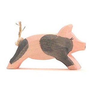 OstheimerSpotted Piglet Running