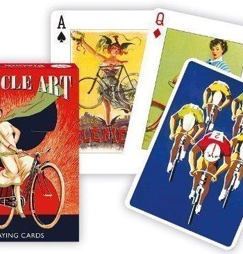Piatnik Playing Cards Bicycle Art