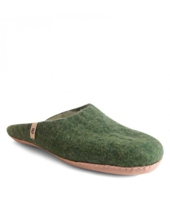 egos slipper green
