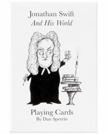Dan Sperrin Playing Cards Jonathan Swift And His World