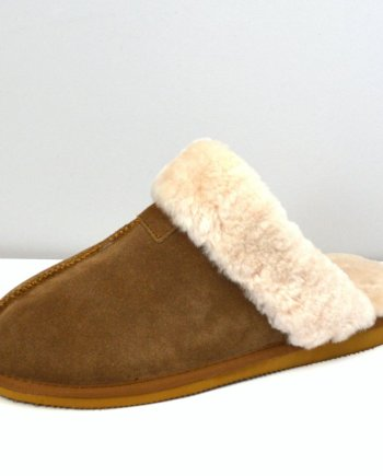 Ibu Indah Slipper - Buckland Ladies Mule