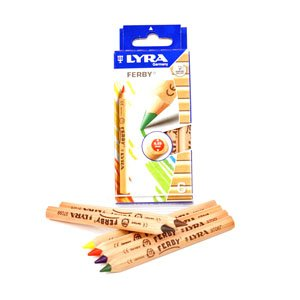 Lyra Ferby Un-Lacquered Pencils Set of 6