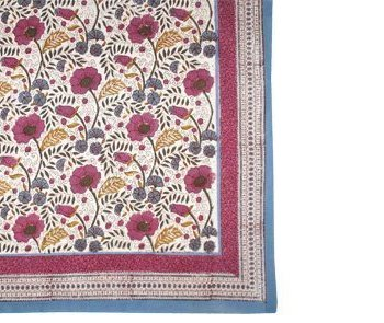 Square Printed Table Cloths- Rousseau