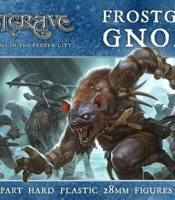 Frostgrave - Frostgrave Gnolls