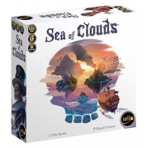 Sea of Clouds strategic card game