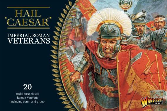 Hail Caesar - Imperial Roman Veterans