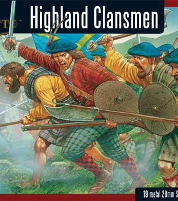Pike & Shotte - Highland Clansmen