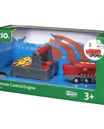 Remote Control Engine by BRIO